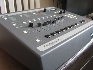 EMU SP1200 Sampler